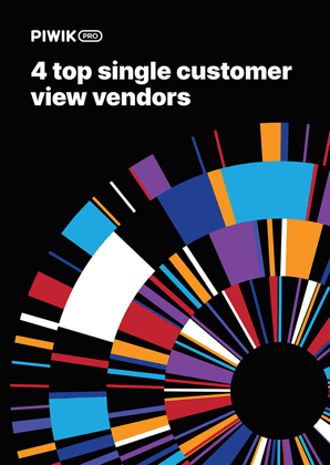 Free comparison of the 4 top single customer view vendors