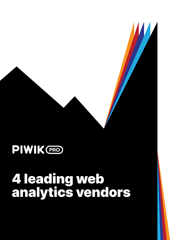 Free comparison of 5 leading web analytics vendors